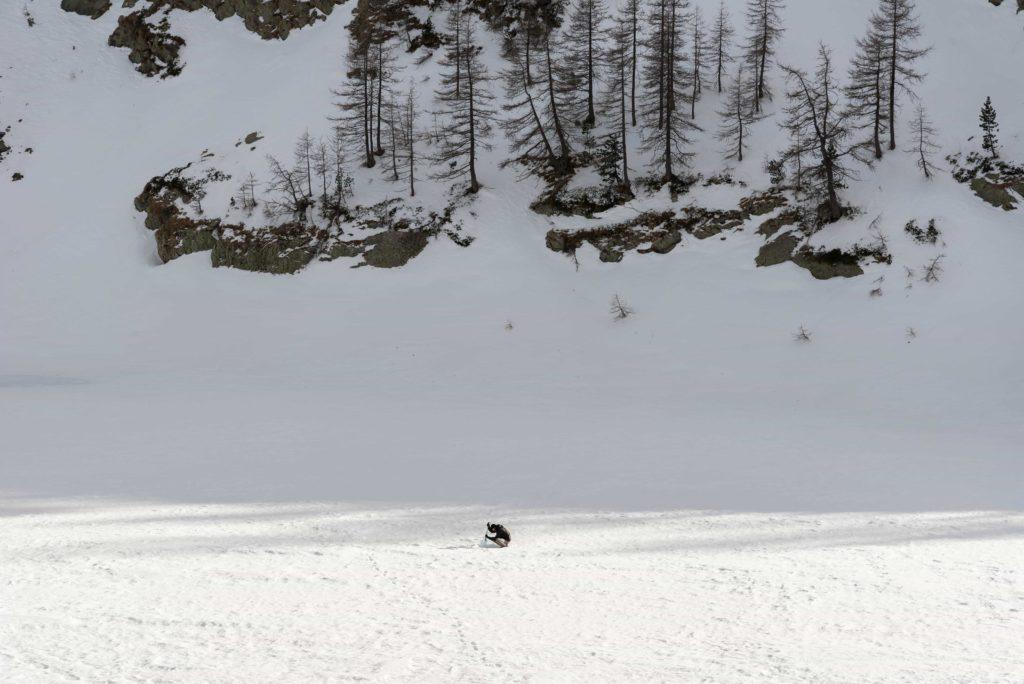 Palam, Sous la neige, la glace, 2019, Tirage photographique, 20 x 30 cm, 1/5, Courtesy et © collectif Palam