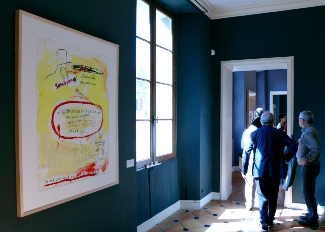 Exposition « De Warhol à Basquiat » © Julien Mc Laughlin