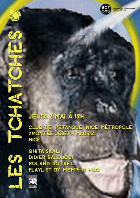 Le Club de Pétanque Nice Métropole accueille Les Tchatches