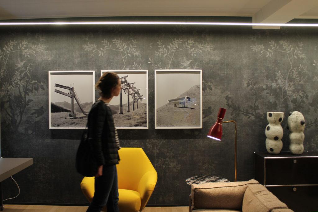 Bel Oeil – Exposition « …erez le paysage » et projection de films de Jürgen Nefzger © Marie Ceria