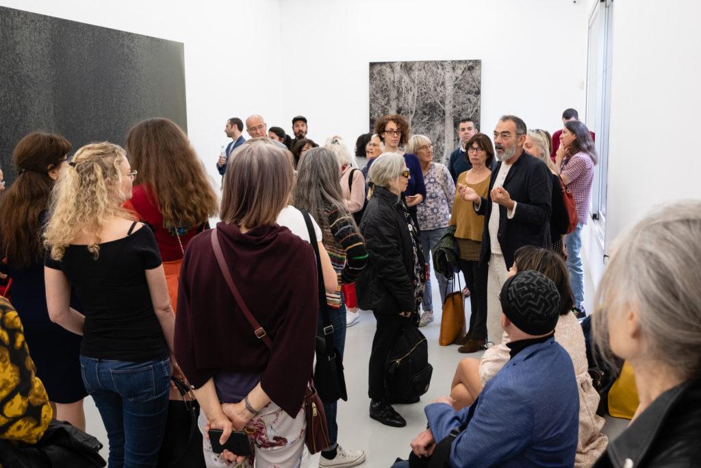 Espace de l'Art Concret – Exposition Contrepoint de Gérard Traquandi © Evelyne Creusot