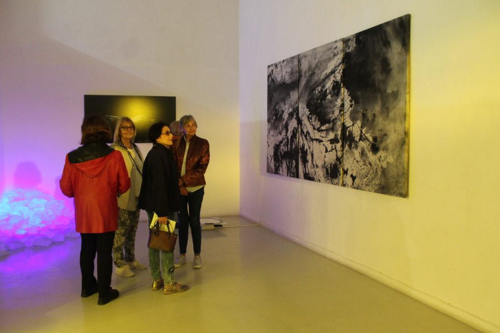 Galerie Eva Vautier – Exposition collective AZIMUTH © Marie Ceria