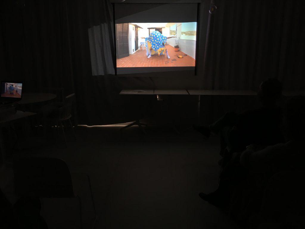 JOYA Lifestore – Projection de MUDANZA CONTEMPORANEA de Teo Guillem par Héliotrope – Un festival c'est trop court © Elsa Comiot