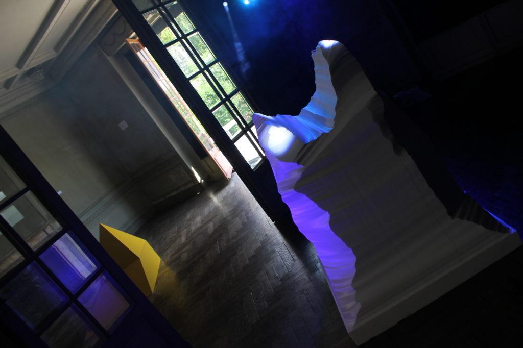 Maison Abandonnée [Villa Cameline] Exposition « Géographie intime » de Kristof Everart © Marie Ceria