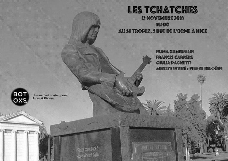 Le St Tropez accueille Les Tchatches