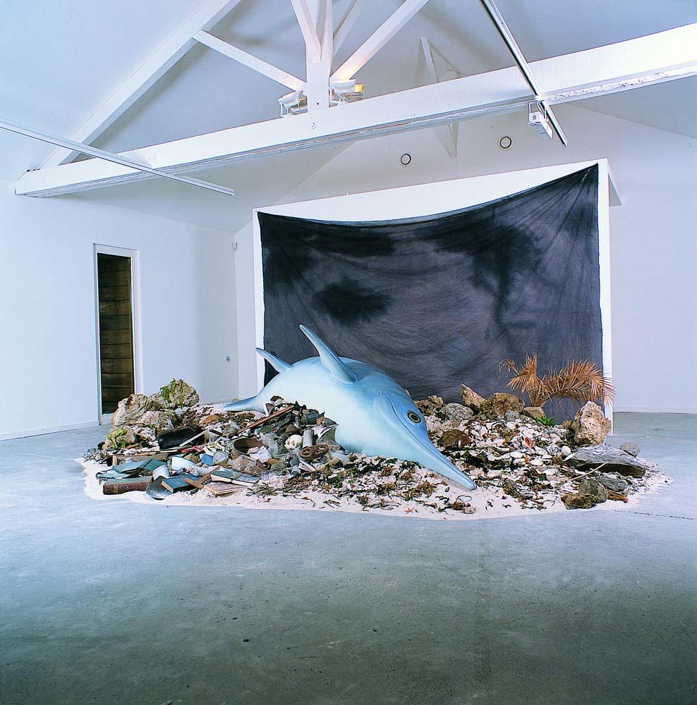 Mark Dion, Ichthyosaurus, 2003