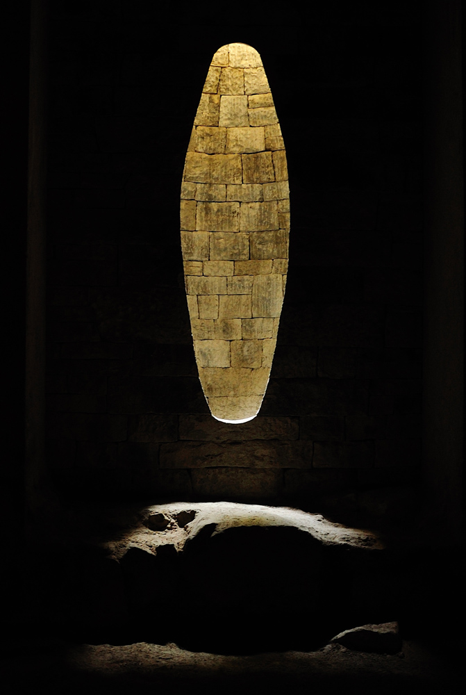 Andy Goldsworthy, Refuge d'Art - La Forest, 2008-2009 © Oscar Molina