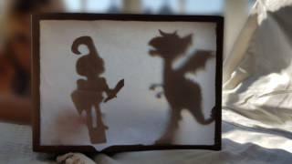 Ateliers à faire à la maison - Théâtre d'ombres