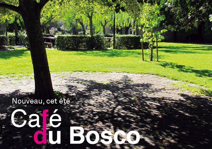 Le café du Bosco