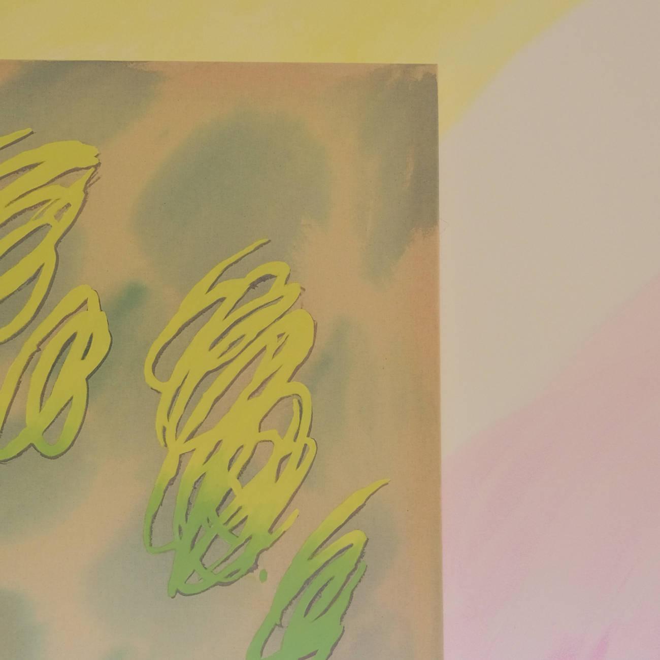 """""""Welcome to a Land of Needs and Desires"""", oeuvres d'Hazel Ann Watling, visite par Claire Migraine, thankyouforcoming à la Vague de Saint-Paul © Evelyne Creusot"""