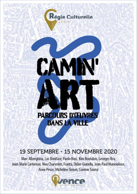 CAMIN'ART