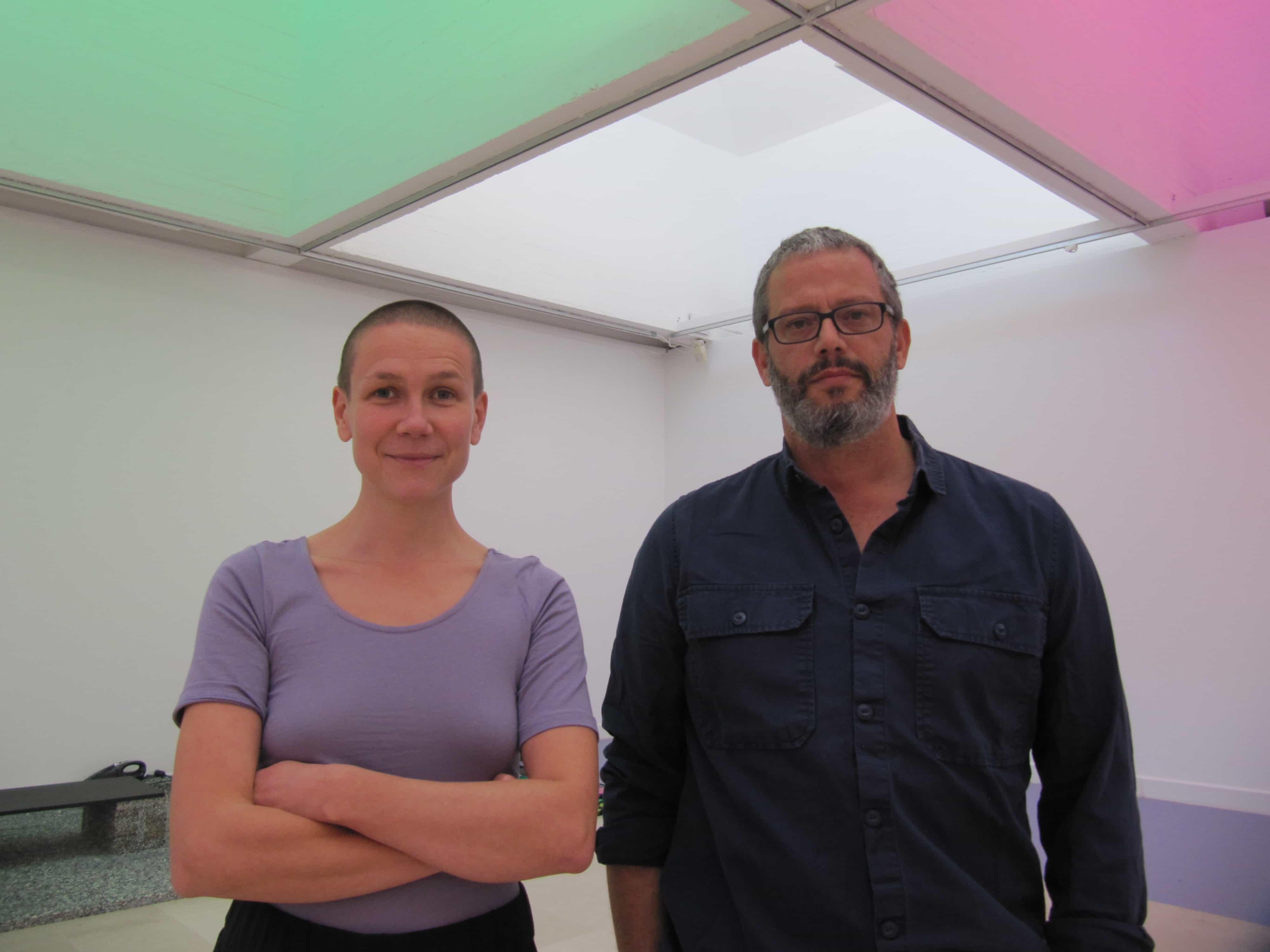 Violaine Lochu et Joao Fiadeiro - Photo Villa Arson