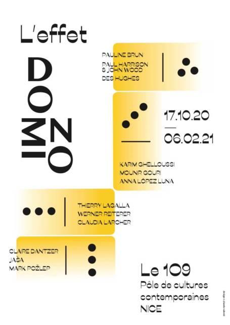 L'Effet Domino © Claude Valenti