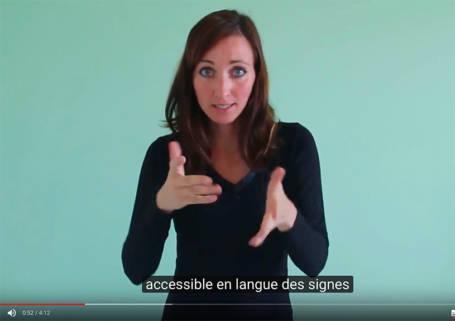 Visite guidée bilingue FR / Langue des Signes Française