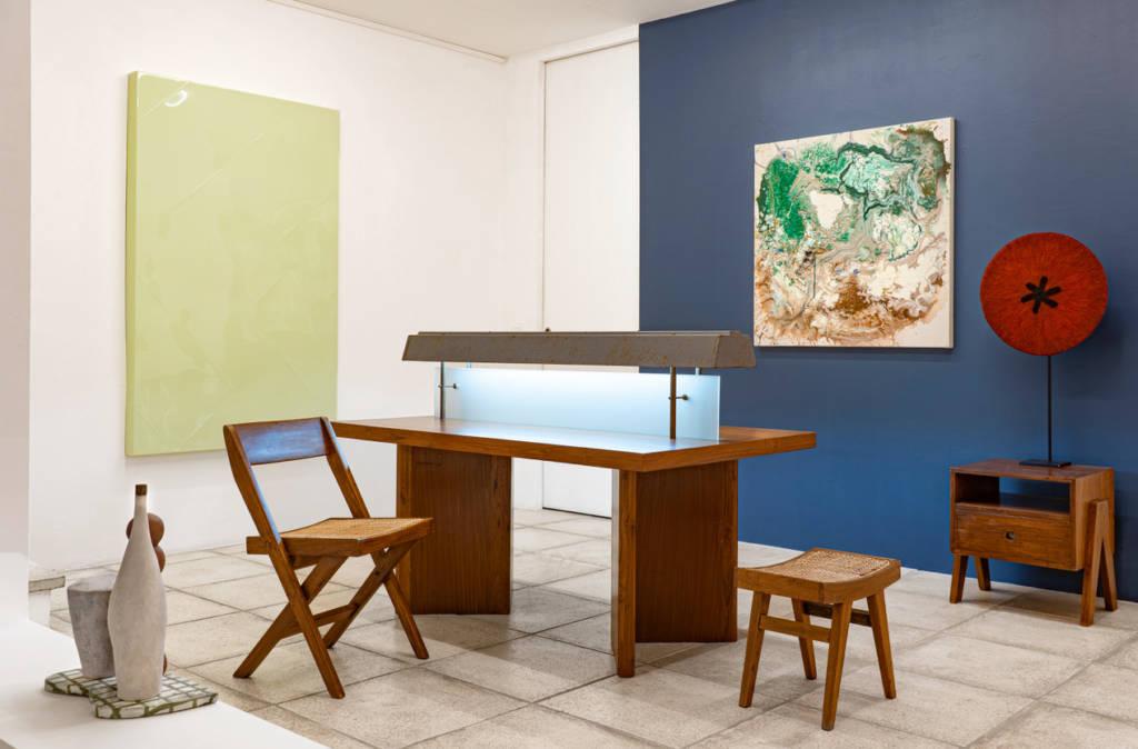 Vue d'exposition, La possibilité d'une collection