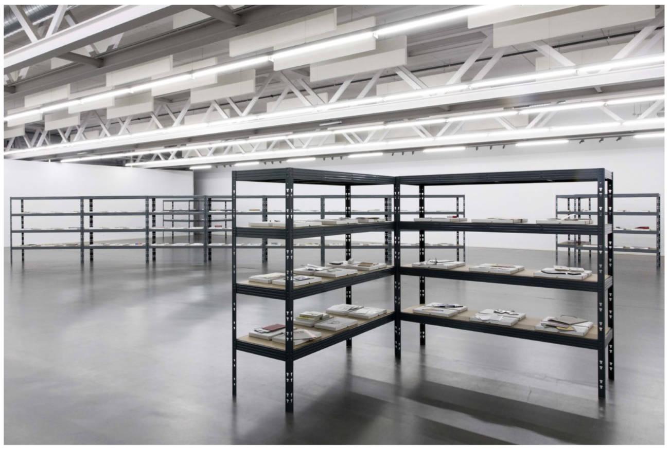Vue de l'exposition à l'ECAL, Lausanne, Suisse, 2019, Photo © Jimmy Rachez, Courtesy de Syndicat