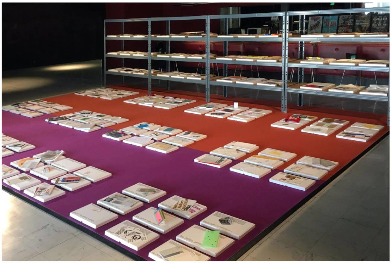 Vue de l'exposition à Ravisius Textor, Nevers, France, 2020, Production Maba, photo © Aurélien Mole, Courtesy de Syndicat