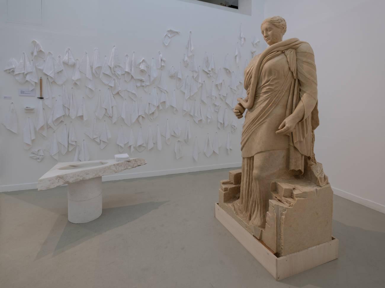 Œuvre de Frédérique Nalbandian, exposition