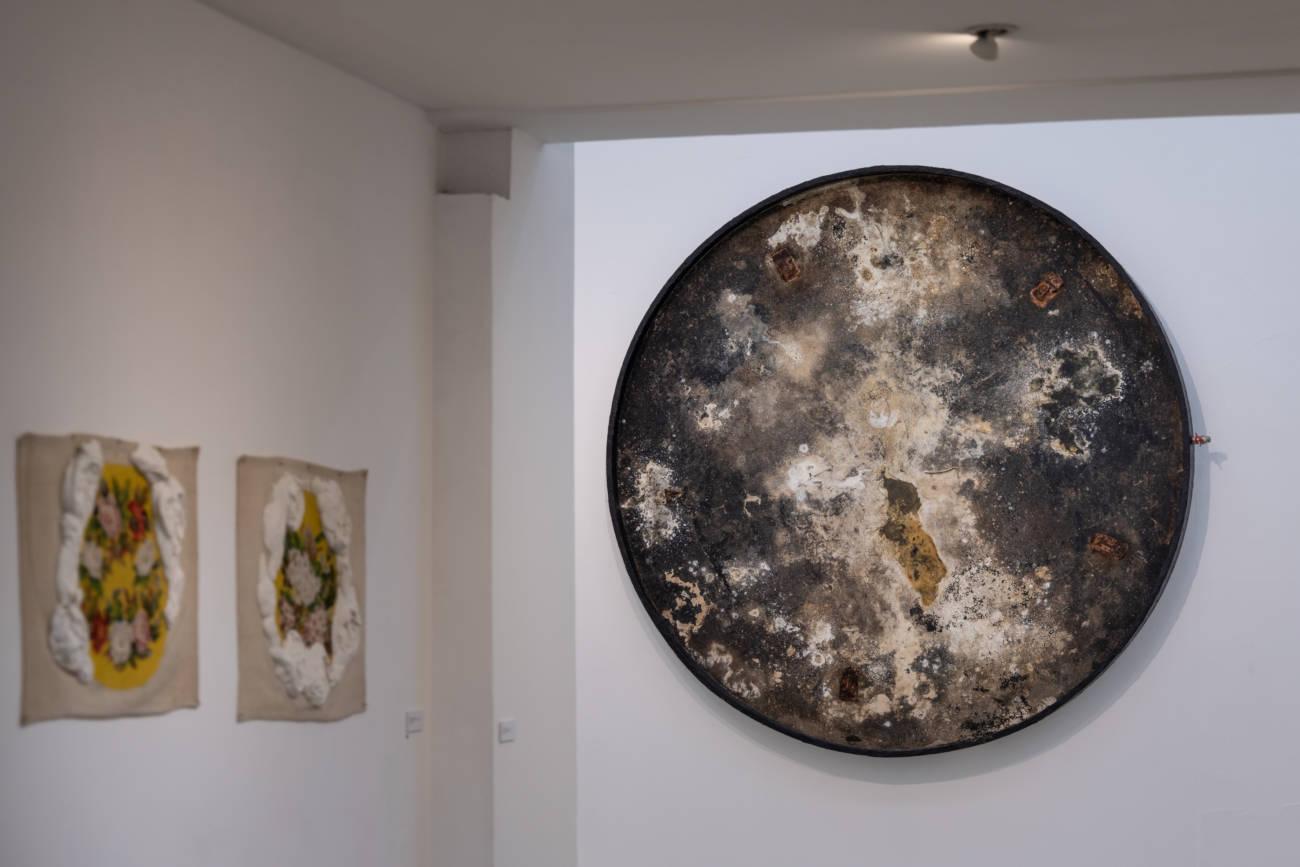 Œuvres de Frédérique Nalbandian, exposition