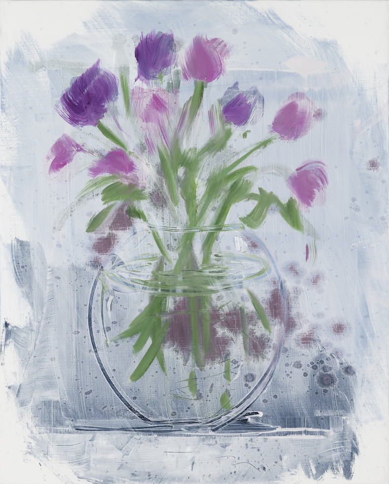 Gregory Forstner, Flowers for the Bold (55)