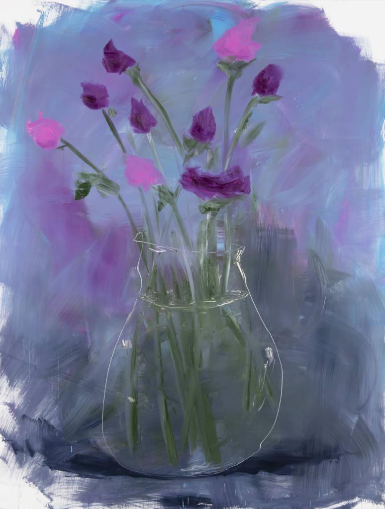 Gregory Forstner, Flowers for the Bold (15), 2020 © Photo Pierre Schwartz