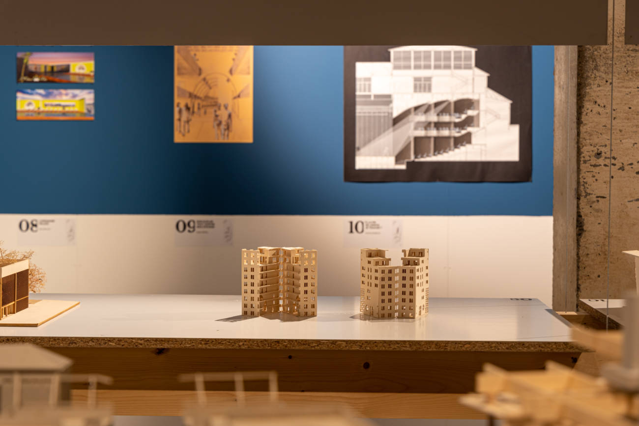 """Exposition """"Labor(ab)atoire"""" au Forum d'Urbanisme et d'Architecture © Evelyne Creusot"""