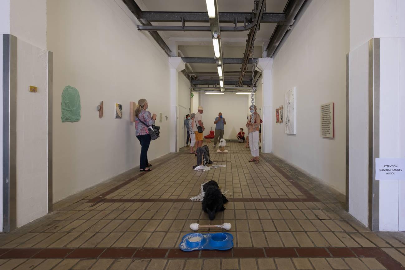 """Exposition """"La Grande Diagonale"""", La Station © Philippe Pallanti"""