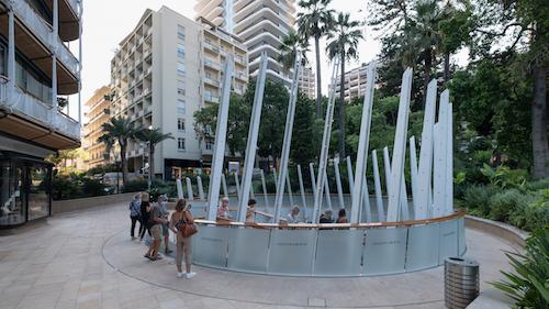 Les Visiteurs du Samedi 11 septembre 2021- Edition spéciale Monaco GALERIE HAUSER & WIRTH - Monaco Exposition «Maladie de l'Amour» de Louise Bourgeois Visite par Laetitia Catoir, directrice de la galerie.