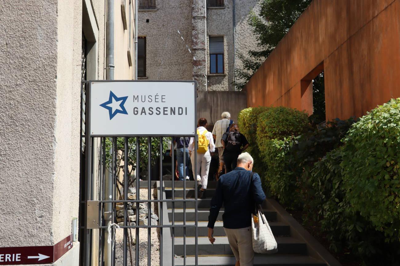 Musée Gassendi © Jérémy Kinderstuth
